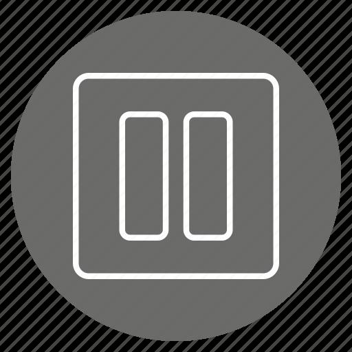 audio, control, media, music, pause, play, sound icon