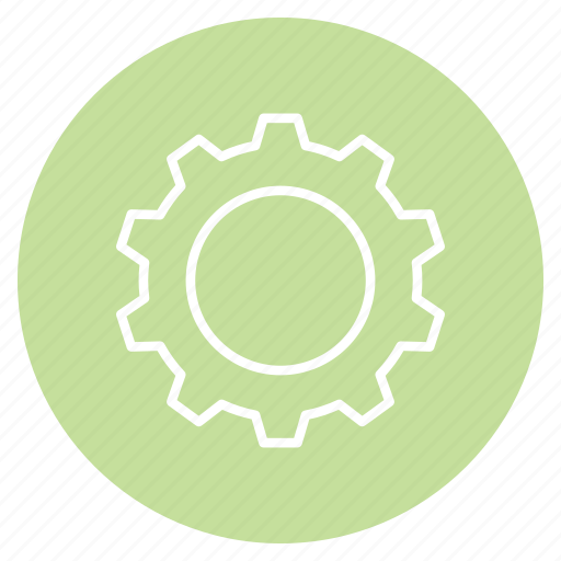 configuration, control, gear, options, preferences, setting icon