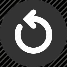 refresh, restart icon