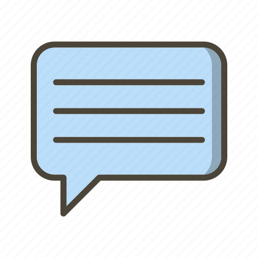 basic ui, chat, conversation, message, typing icon