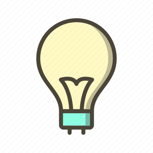 basic ui, bulb, energy, light, light bulb icon