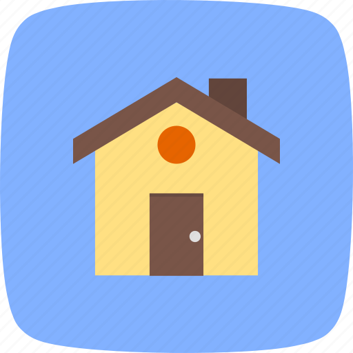 home, home page, house, web page icon