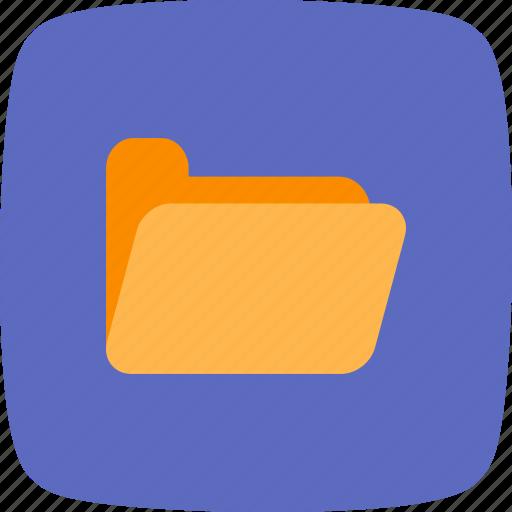 file, folder, organize, organizing, portfolio icon