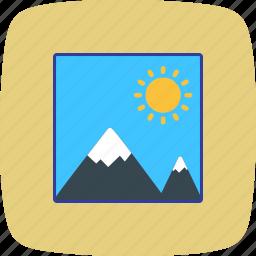 album, click, photo, picture, take icon