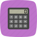 calculation, calculator, math icon