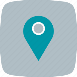 gps, map, mapping, pin, pinpoint, shadow, sign icon