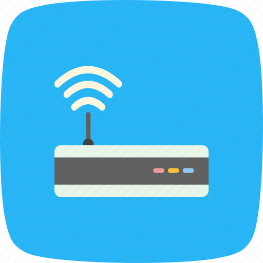 signal, wifi, wifi router icon