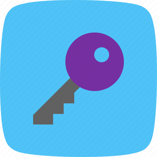 access, key, lock, password, protection, secure, unlock icon