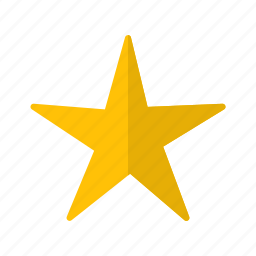 achievement, badge, favourite, like, prize, rating, star icon