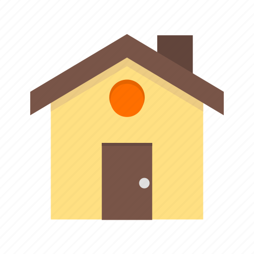 apartment, home, house icon