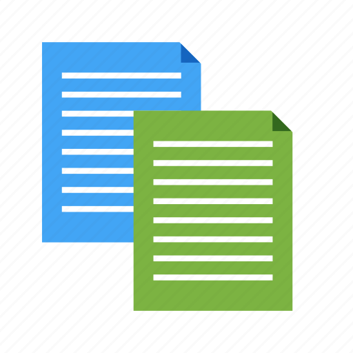 documents, papers, sheets icon