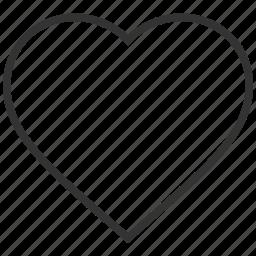 care, favourite, health, heart, like, love icon
