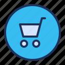 cart, shop, store, ui