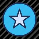 favorite, rate, star, ui