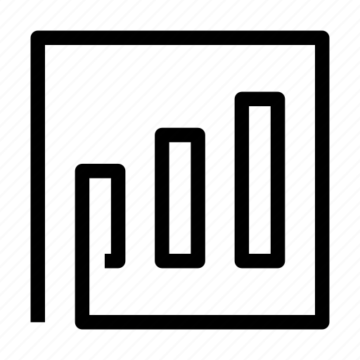 analytics, chart, signal, statistics icon