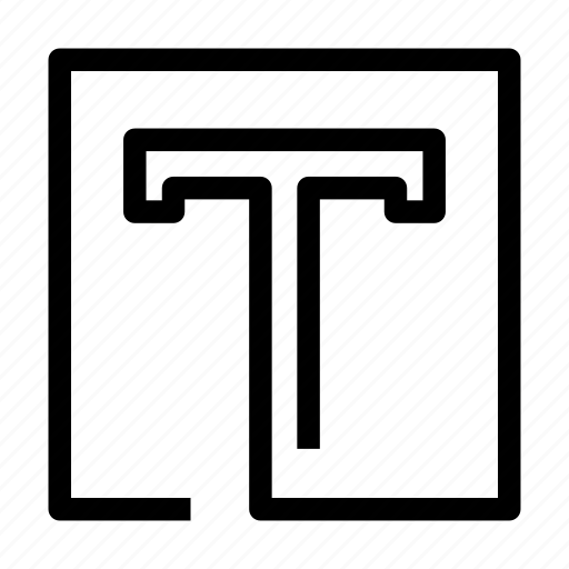 Font, letter, text, typography icon - Download on Iconfinder