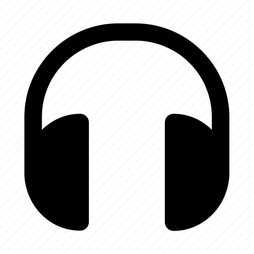 audio, headset, music, player, sound, speaker icon