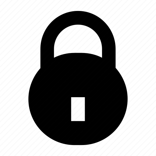 lock, password, safe, safety, security icon