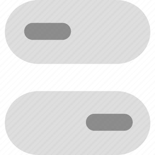 configuration, optimization, options, parameter, setting, switch icon