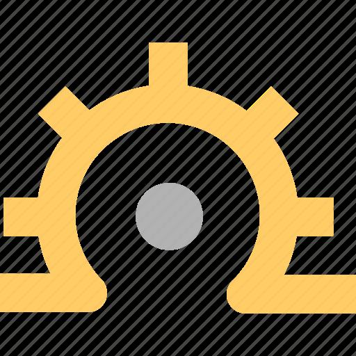 configuration, optimization, options, parameter, setting, test icon