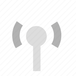 network, share, social, wireless icon