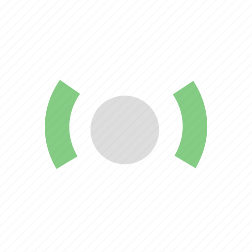 connection, share, signal, social, wlan icon