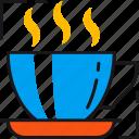 break, cafe, coffee, cup, hot, restaurant, tea icon