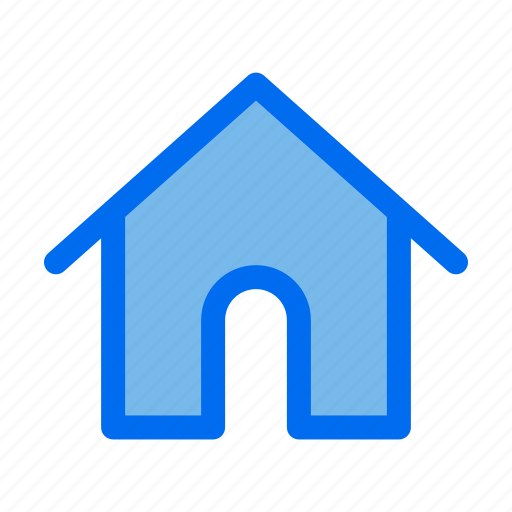 Home, house, estate, real icon - Download on Iconfinder