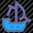 basic, user, interface, pirate, ship