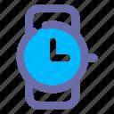 basic, user, interface, watch