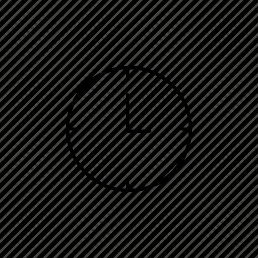 circle, circular, time, timer, watch icon