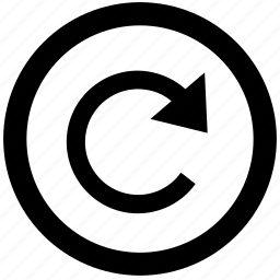 refresh, refresh arrow, refresh button, refreshing, update icon