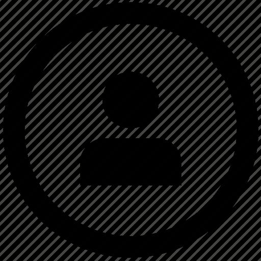 avatar, person, personal account, profile picture, user icon