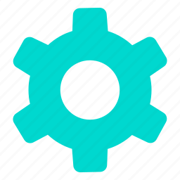 configuration, gear, option, preference, setting, system icon