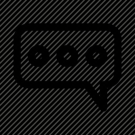chat, googletalk, message, sms, talk, wechat, whatapp icon