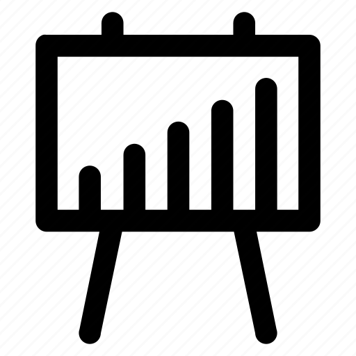 chartboard, dashboard, lath1, noticeboard, panel, slat icon