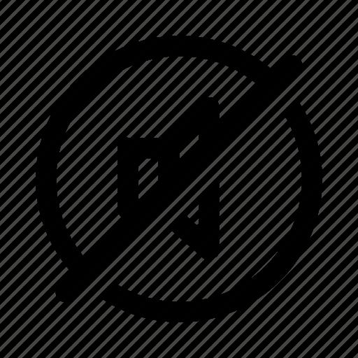 audio, louder, music, mute1, novoice, speaker, volume icon