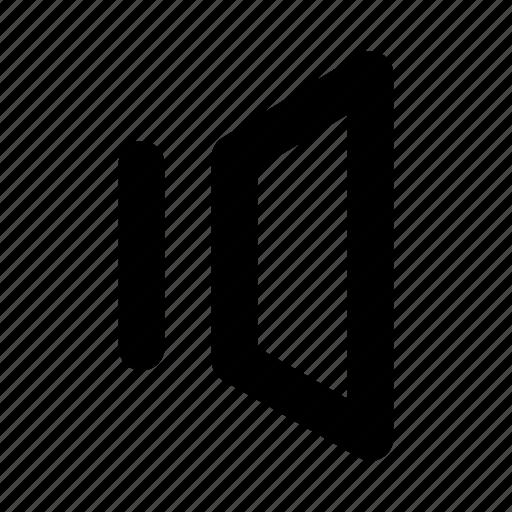audio, louder, music, mute, speaker, voice, volume icon