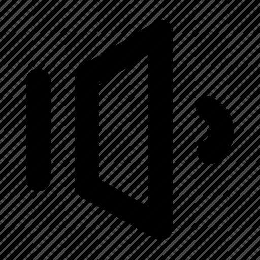 audio, louder, music, sound, speaker, voice, volume icon