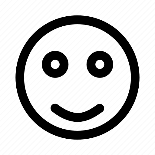 emoji, emotag, emoticon, good, happy, nicey, smiley icon