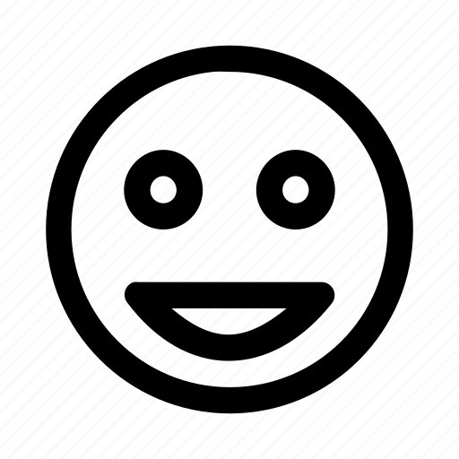 emoji, emotag, emoticon, faces, happy, laugh, smile icon