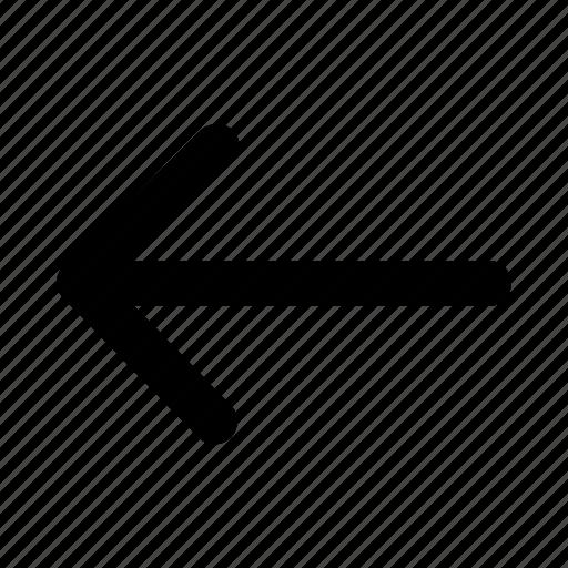 command, direction, key, leftarrow, leftkey, order, supervision icon