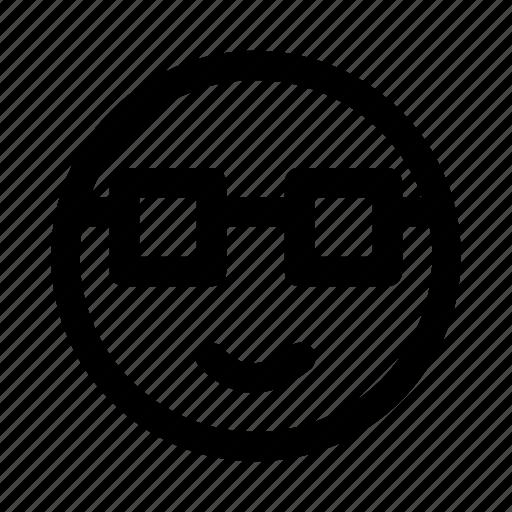cool, emoji, emotag, emoticon, faces, smiley, summer icon