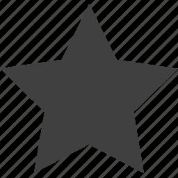 achievement, award, bookmark, favorite, ranking, star, ui icon
