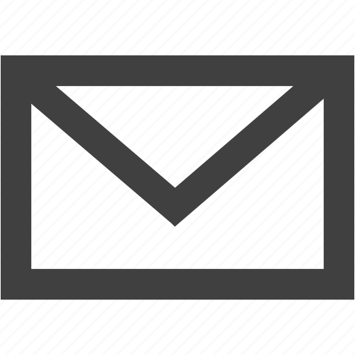 email, envelope, letter, mail, message, send, ui icon