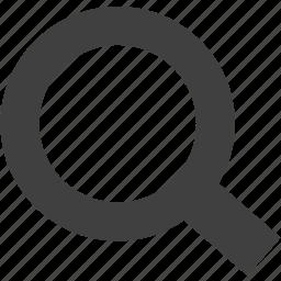 explore, find, magnifier, search, seo, ui, view icon