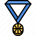 award, ball, basketball, medal, player, sport