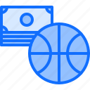 ball, basketball, bet, bookmaker, money, player, sport