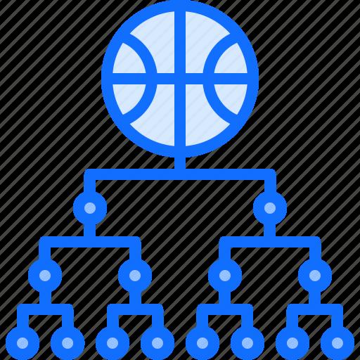 ball, basketball, player, sport, team, tournament, winner icon
