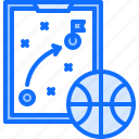 ball, basketball, diagram, player, sport, strategy, tablet